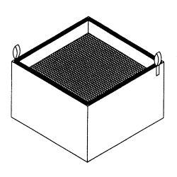 Компактный фильтр Weller Laser Line 400 V