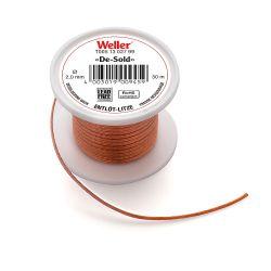 Weller T0051302799. Оплетка для выпайки 30 м, 2,0 мм