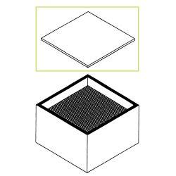 Weller T0058735937. Фильтр мелких частиц M 5