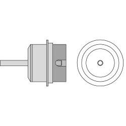 Насадка Weller NR04 для пайки горячим воздухом