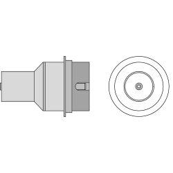 Насадка Weller NRV12 для пайки горячим воздухом