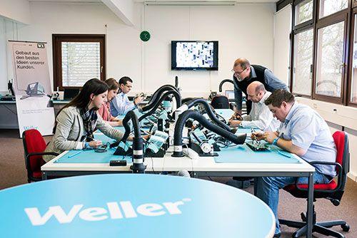 Компания Weller